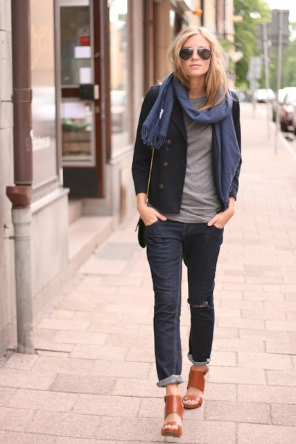 Look OOTD Street Style Blog Mode Fashion