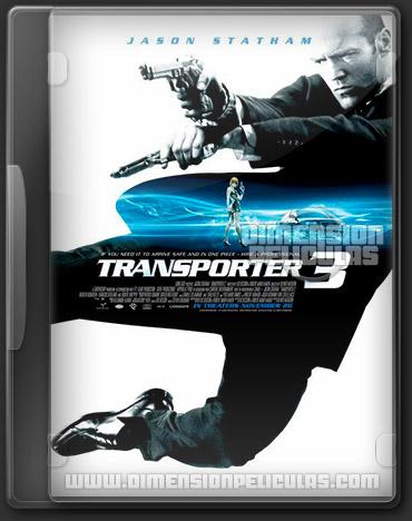Trilogia El Transportador 3 (DVDRip Español Latino)