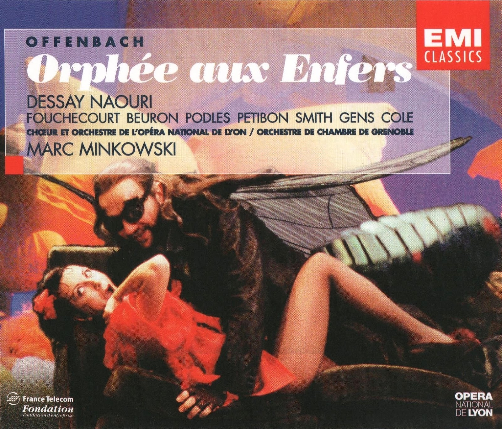 orphee aux enfers natalie dessay Definitions of orphée aux enfers, synonyms,  deutsche grammophon • orphée aux enfers cu jennifer smith , natalie dessay , jean - paul  orphee orphisme.