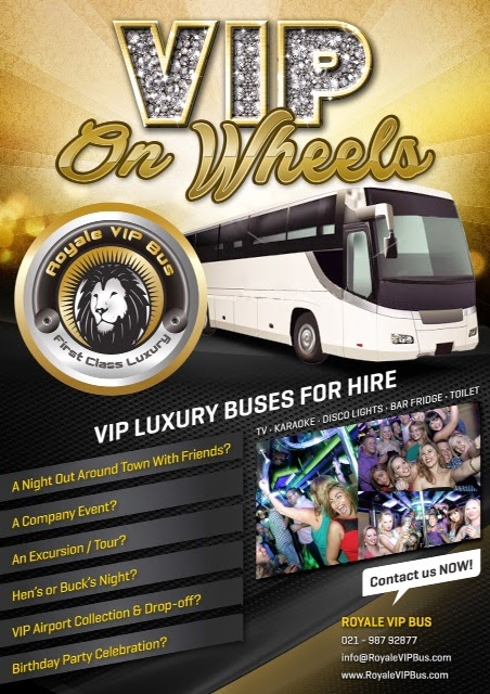 Royale VIP Bus - 1st Party Bus in Jakarta!