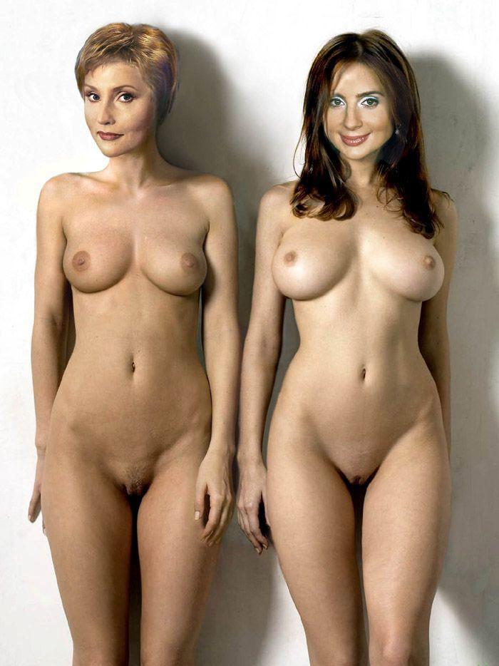 откровенные фото российских знаменитостей и телеведущих