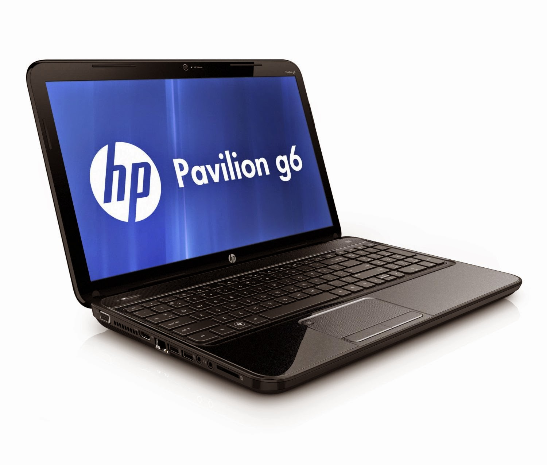HP Pavilion G6-2312AX