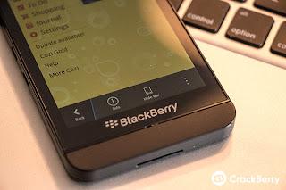 Aplikasi Android di BlackBerry 10