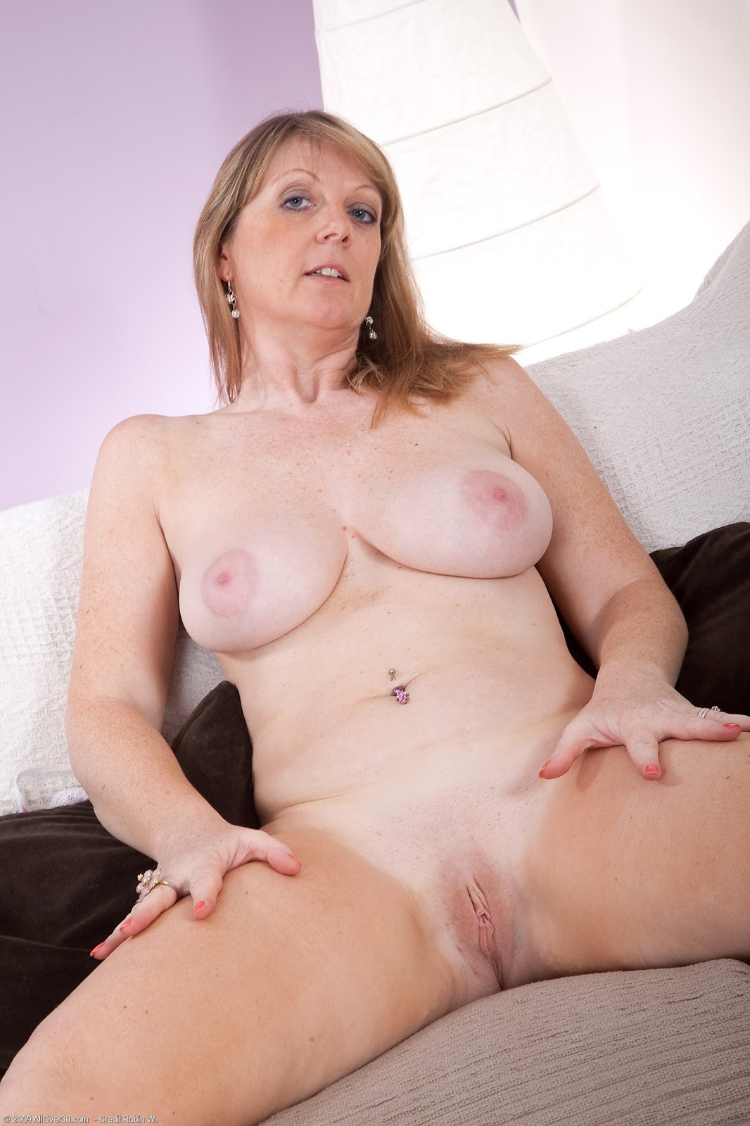 Above sexy mature blonde moms your