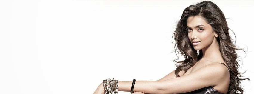 Stunning Facebook Cover Of Deepika Padukone.