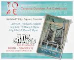 Toronto Outdoor Art Exhibition -- BOOTH #12