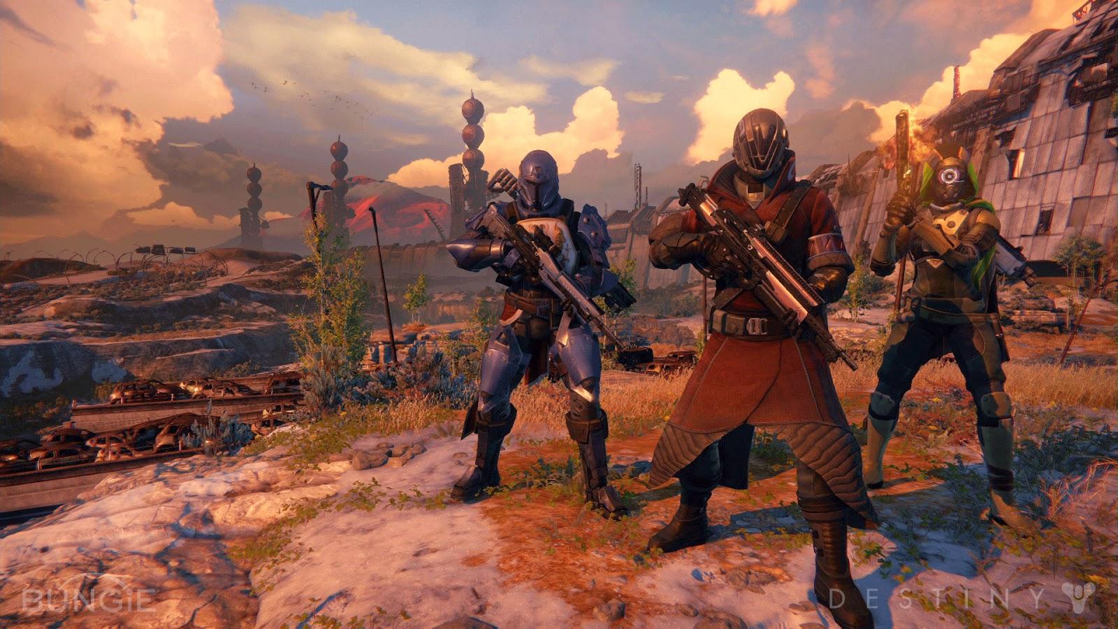 Destiny, uno de los videojuegos más esperados.jpg