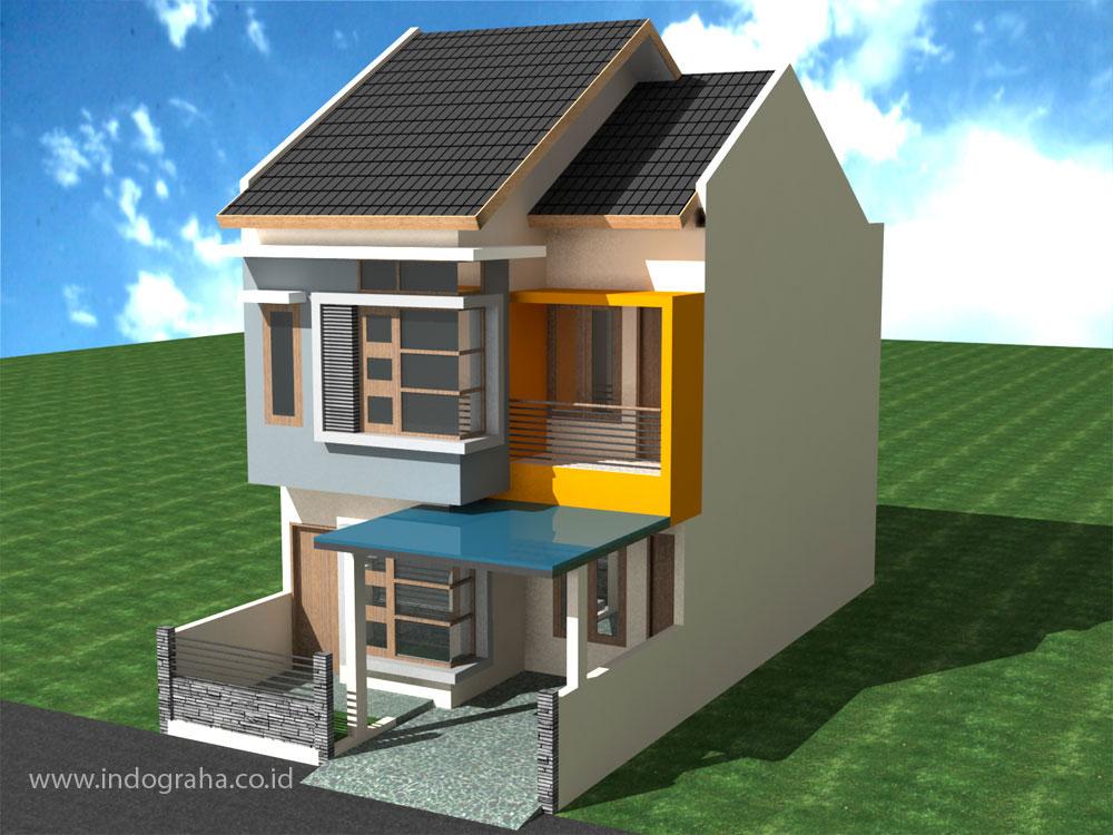 Desain dan Bentuk Rumah Minimalis Terbaru
