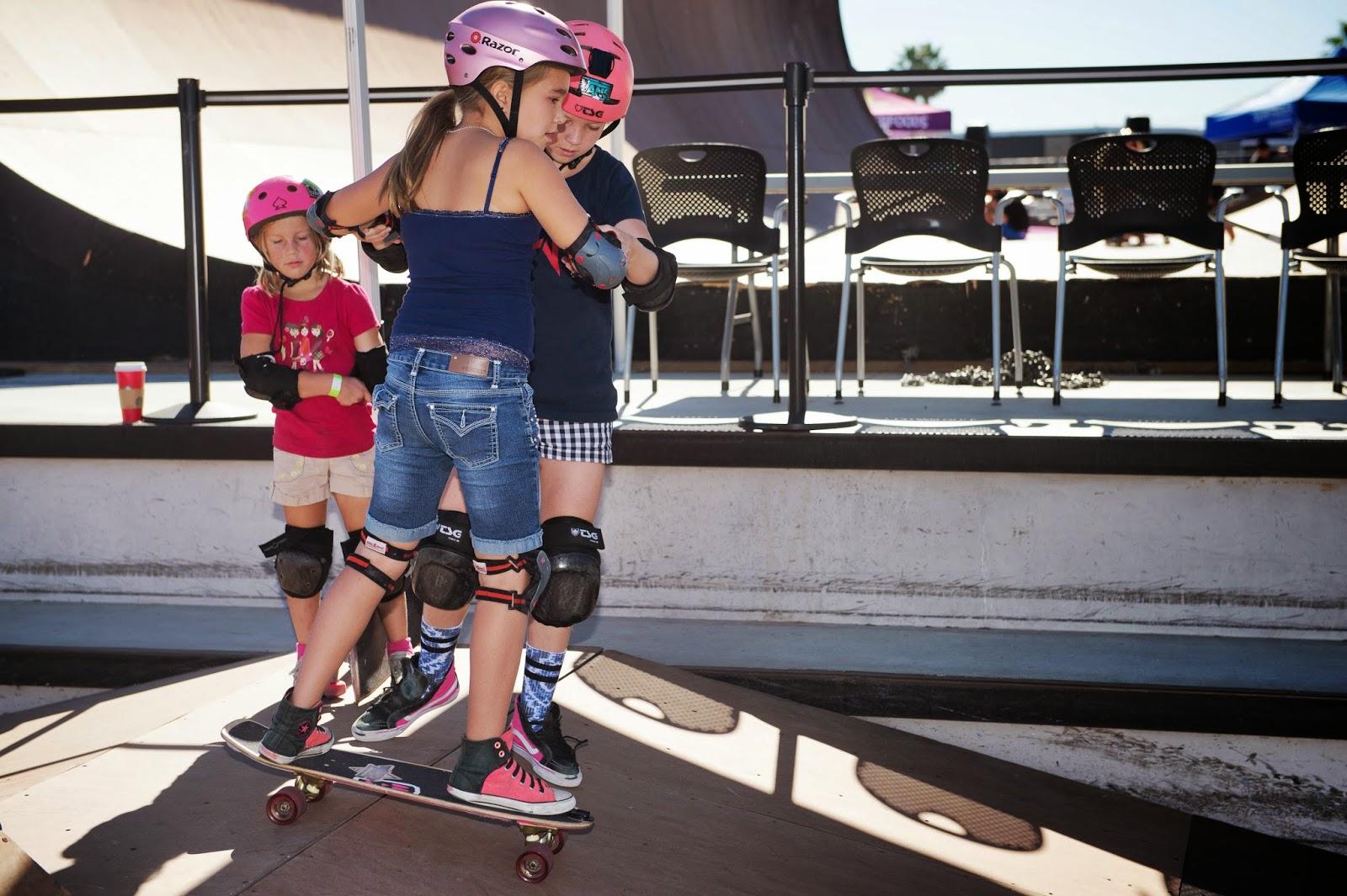 Zumiez roller skates - Photos Ian Logan