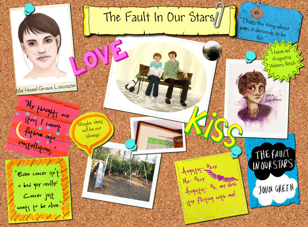 The Fault in Our Stars Quotes and - 653.0KB