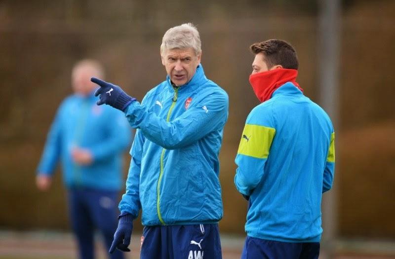 Arsenal Menyerah Kejar Chelsea ?