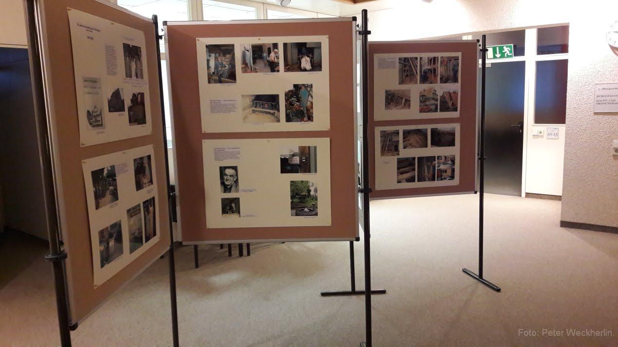 Fotoausstellung im Rathaus
