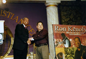RON KENOLY AND TAI