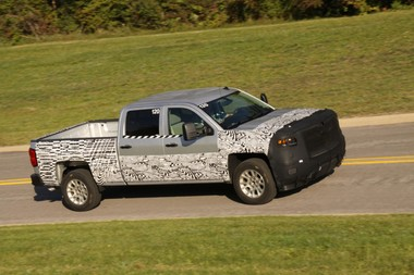 Next-Gen Chevrolet Silverado Debut