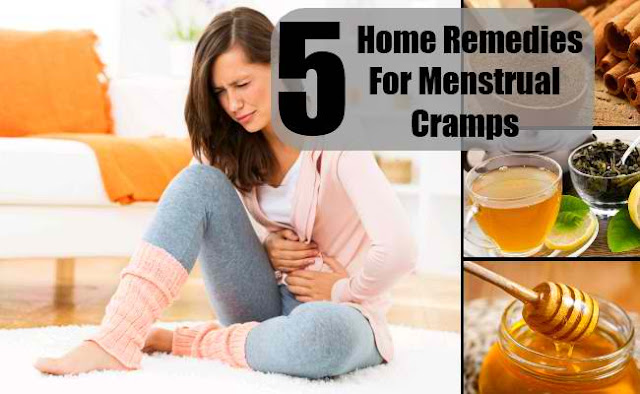 5 Home Remedies for Menstrual Cramps