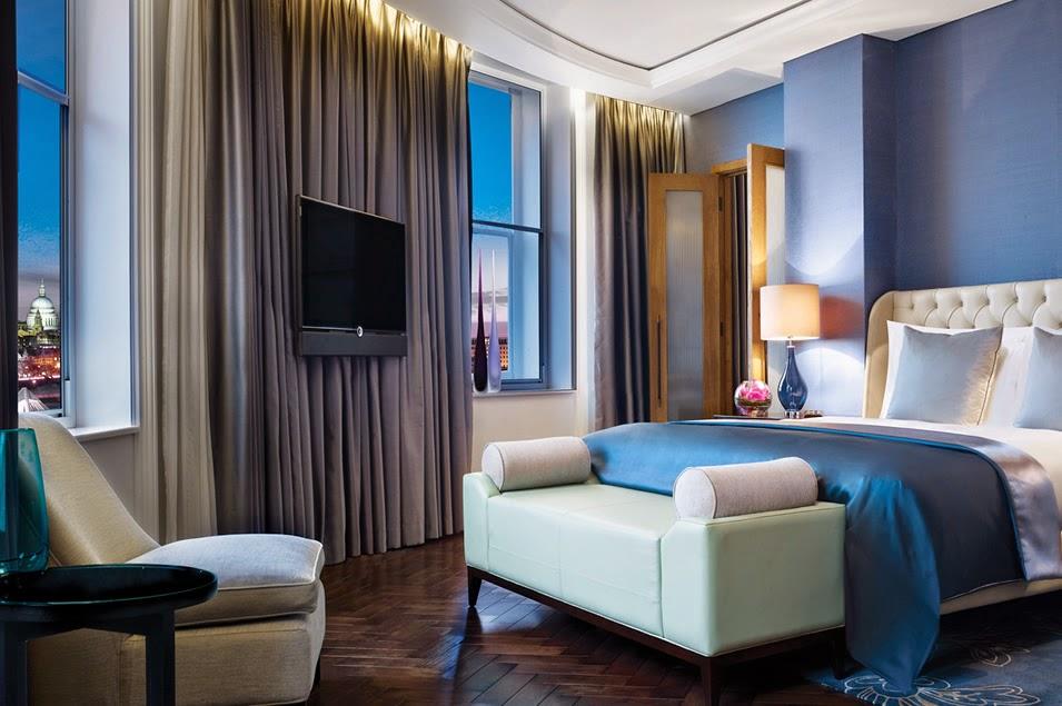 Las habitaciones de hotel con las mejores vistas del mundo for Universidades con habitaciones