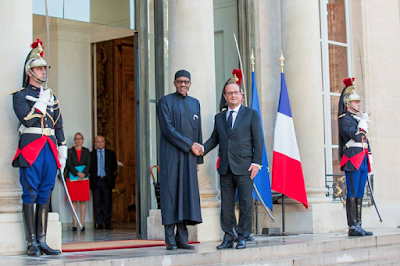 Boko Haram: France Pledges support, Military equipments to Nigeria