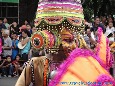 Bacolod Masskara face mask