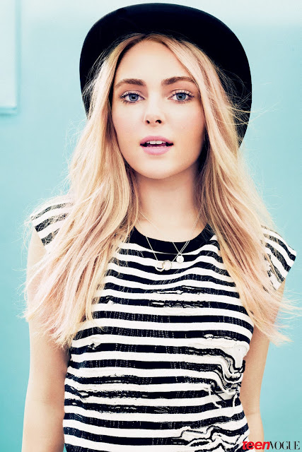 AnnaSophia Robb Height, Weight And Body Measurements