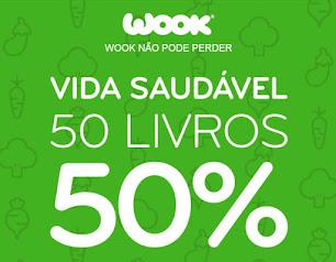 WOOK | 50% em 50 livros para uma Vida Saudável