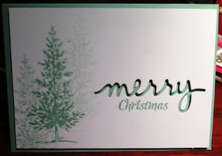 Lovely as a tree with zena kennedy stampin up demonstrator,