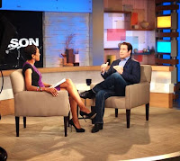Travolta on 'Good Morning America'