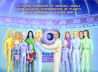Universe People agama penganut ufo di dunia