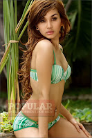 Foto Cut Baby di Majalah Popular