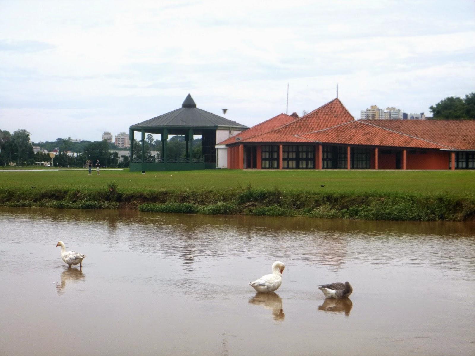 Parque Barigui - Curitiba - TURISMO E VIAGEM