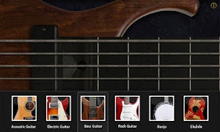Screenshots of the Guitar Star Become a star for Android tablet, phone.