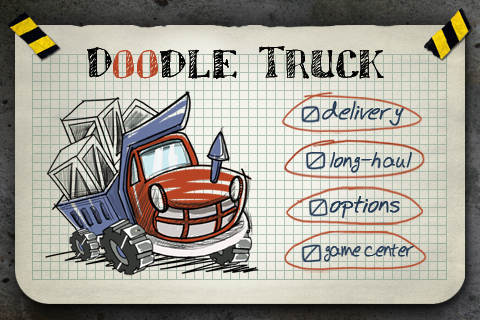 Doodle Truck Free App Game By Triniti Interactive Limited