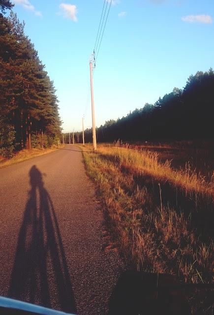 pani dorcia, wyzwanie, fotografia, Polska, rower, jazda na rowerze