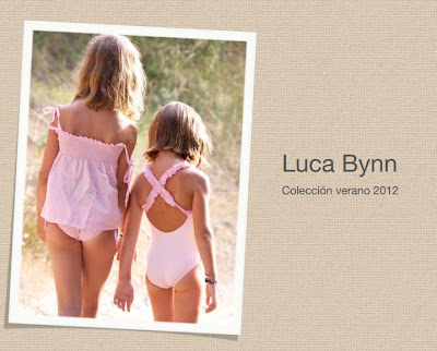 Luca Bynn - Summer 2012