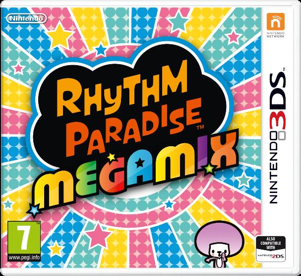 [GAMES] Rhythm Paradise Megamix (3DS/EUR/MULTi5)