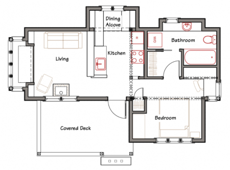 Simple Modern House Floor Plans simple modern house plans photos