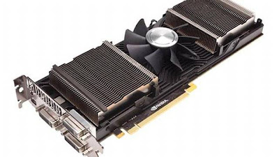 GeForce GTX 690 a placa super potente