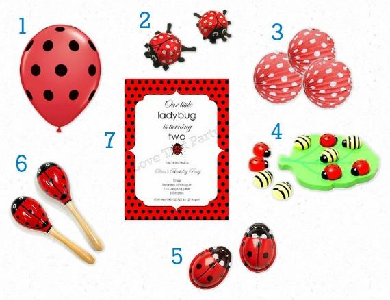 Ladybug party, lady beetle, ladybird, kids party ideas, girls party ideas,polka dot party, red, black, printable invitation, ladybug invitation, invites