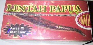 Jual Minyak Urut Lintah Oil Papua Pembesar Penis di Jakarta Timur