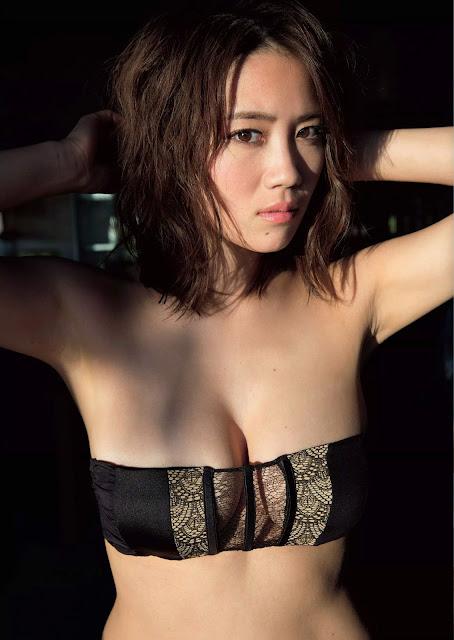 白石あさえ Shiraishi Asae Weekly Playboy June 2015 Pictures 5
