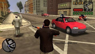 Free Download Games grand theft auto liberty city stories PSP For PC  Full Version ZGASPC
