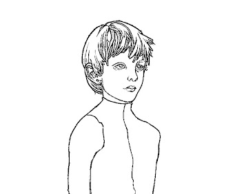 #9 Enders Game Coloring Page