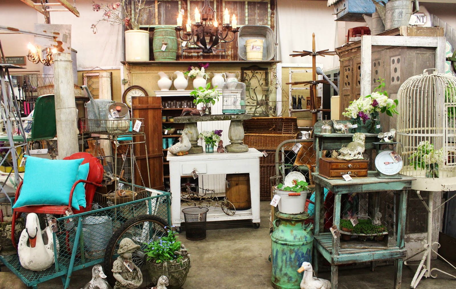 Monticello antique marketplace home garden show final sneak peeks for Portland spring home and garden show 2017