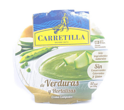 Crema campestre Carretilla
