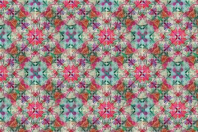 textura telas,fondos floreados