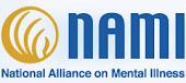 NAMI (combate o estigma contra as doenças mentais, fights stigma against mental illness)