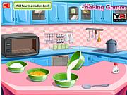 Bánh hương chanh, chơi game lam banh online hay
