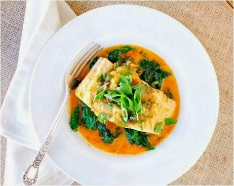 Món lạ với Cà ri Cá - bạn đã thử chưa? 1