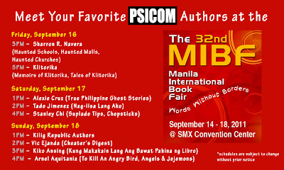 kitakits tayo sa booth ng psicom on sept 16 2011 friday sa smx