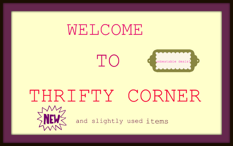 ezeebuxs  thrifty corner