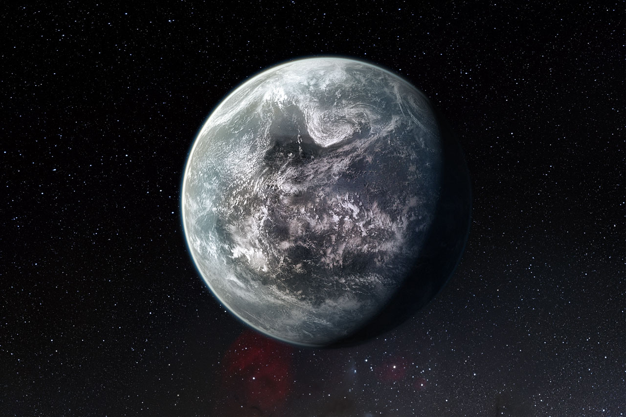 Progressive Alaska: Earth-Like Planet Discovered in ...